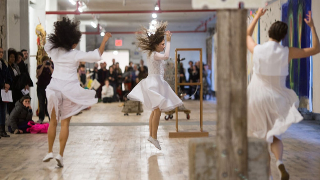 """White"" an evening length dance by Michelle Boulé project video thumbnail"