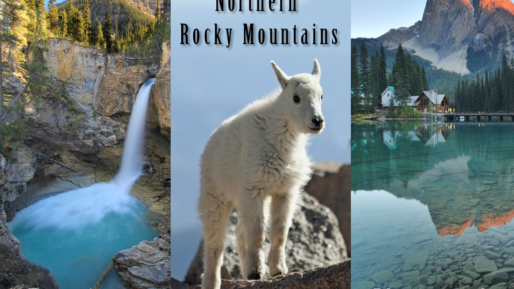 """Glory of the Northern Rocky Mountains"" Photography Workshop project video thumbnail"