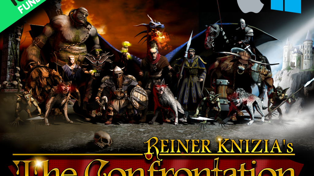 Reiner Knizia's The Confrontation for PC, Mac, and iPad project video thumbnail