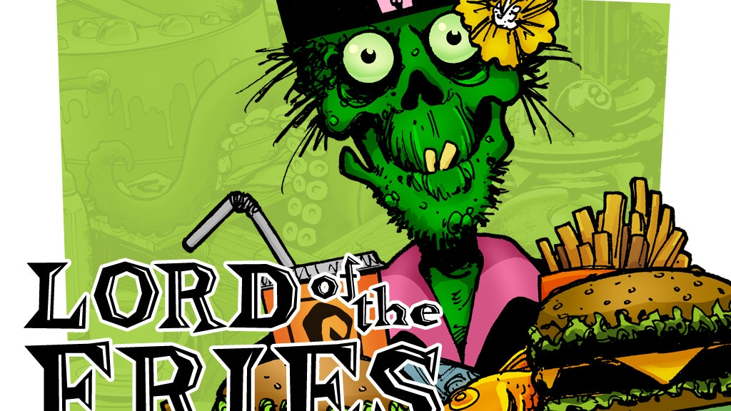 Lord of the Fries project video thumbnail