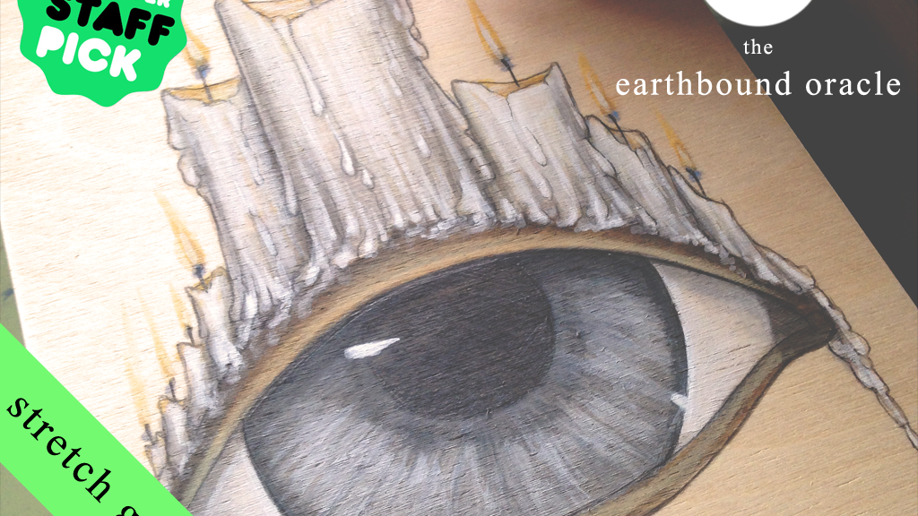 Earthbound Oracle Deck project video thumbnail