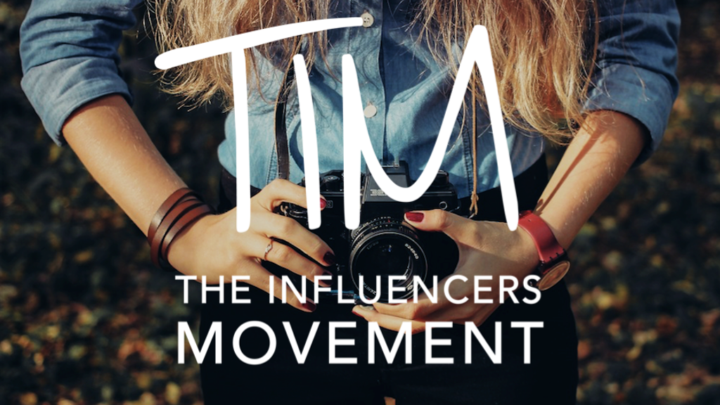 The Influencers Movement #JOINTIM project video thumbnail
