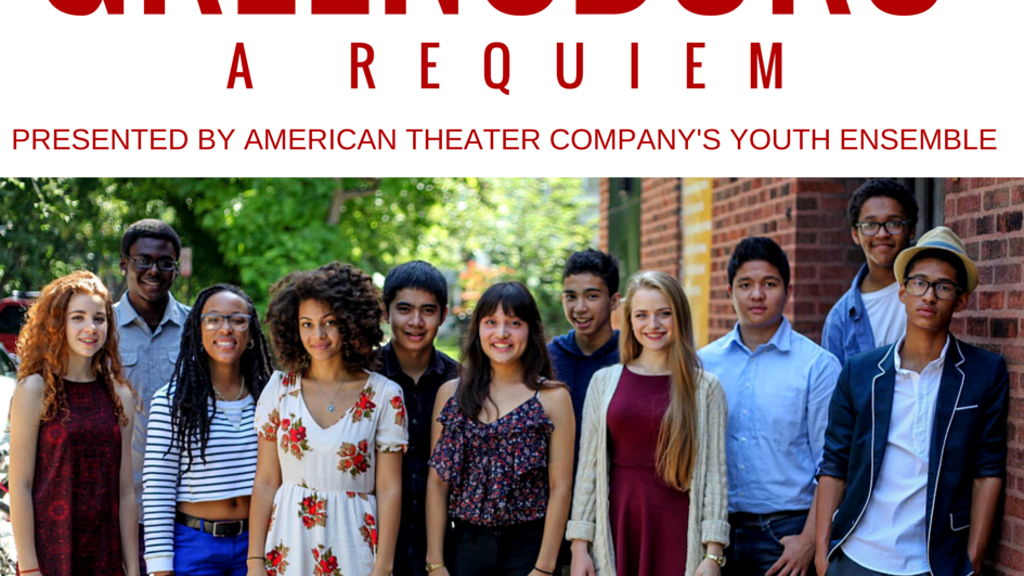 Greensboro: A Requiem presented by ATC's Youth Ensemble project video thumbnail