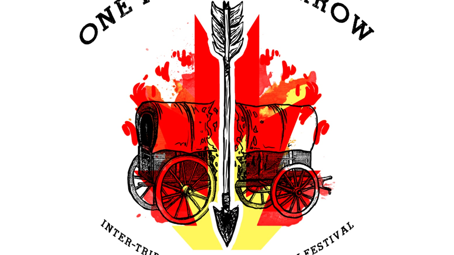 One Flaming Arrow is a 12-day festival bringing together radical Indigenous voices from Native america.Join us as we introduce this critical festival in the Indigenous lands of the Chinook (Portland, OR).June 2nd - 14th, 2015.
