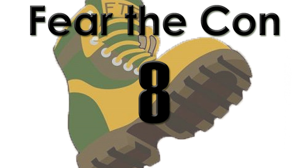 Fear the Con 8 project video thumbnail