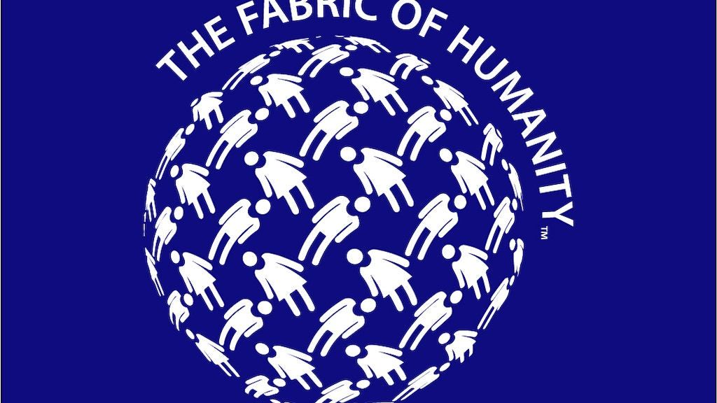 Wearable Philanthropy – THE FABRIC OF HUMANITY project video thumbnail