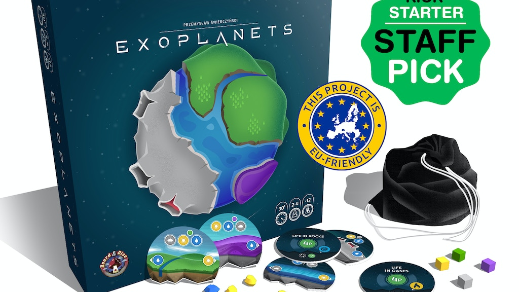 Exoplanets project video thumbnail