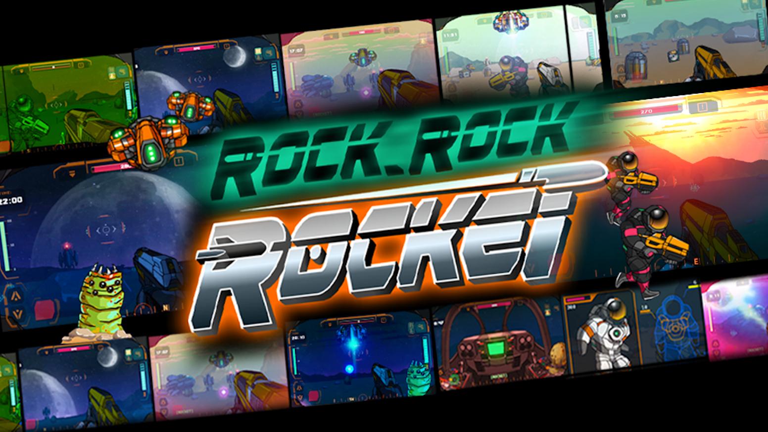 ROCK ROCK ROCKET by Ryan Stevens — Kickstarter