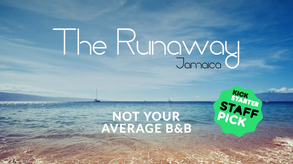 The Runaway: Not Your Average BnB project video thumbnail
