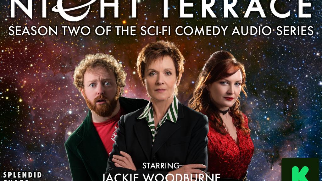Night terrace season two by ben mckenzie kickstarter for Terrace house season 2