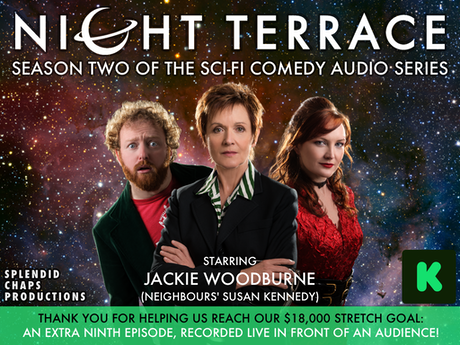 Night terrace season two by ben mckenzie kickstarter for Terrace house new season