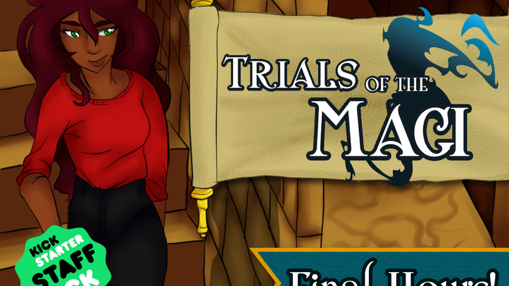 Trials of the Magi: Role-playing Game project video thumbnail