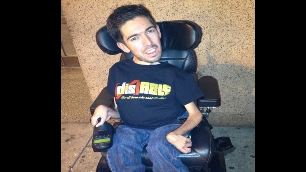 [dis]ABLE: Inspiring ALL to disABLE their limits project video thumbnail
