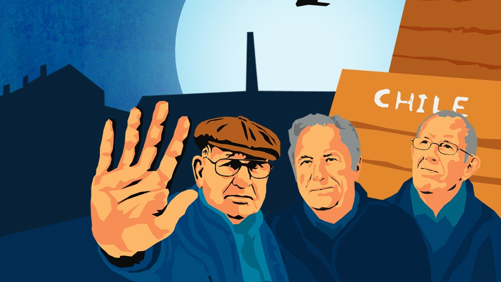 NAE PASARAN - an untold story of Chilean solidarity project video thumbnail