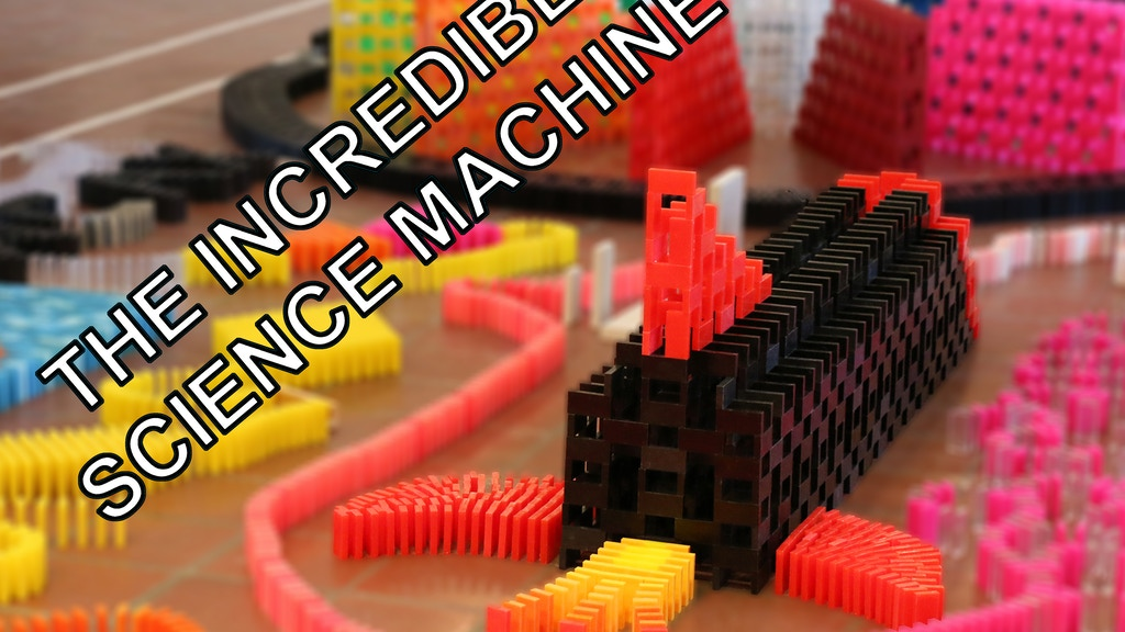 The Incredible Science Machine project video thumbnail