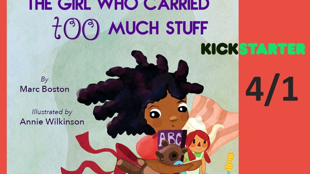 The Girl Who Carried Too Much Stuff project video thumbnail