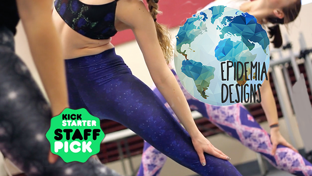 Epidemia Designs | Fashion Gone Viral | Science. Art. Style. project video thumbnail