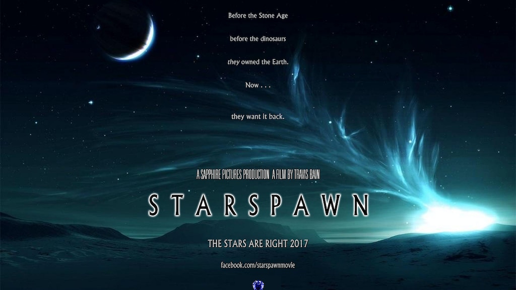 Starspawn - an H.P. Lovecraft-inspired sci-fi/horror film project video thumbnail
