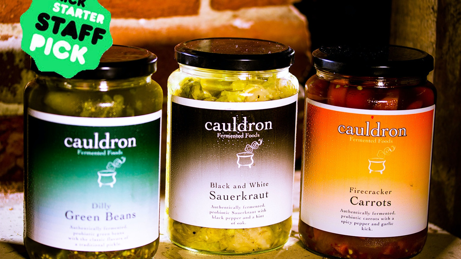 Cauldron fermented foods by cauldron fermented foods for Food s bar unloc