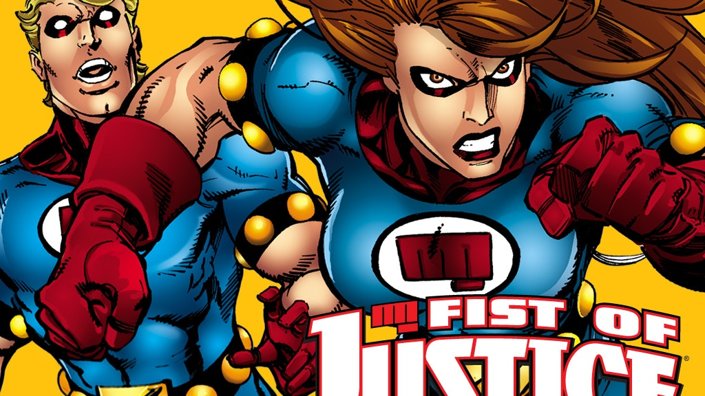 Fist of Justice: Changes project video thumbnail
