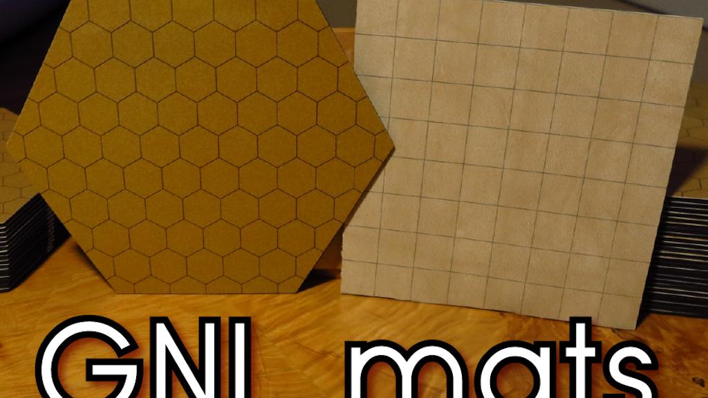 GNL Mats project video thumbnail