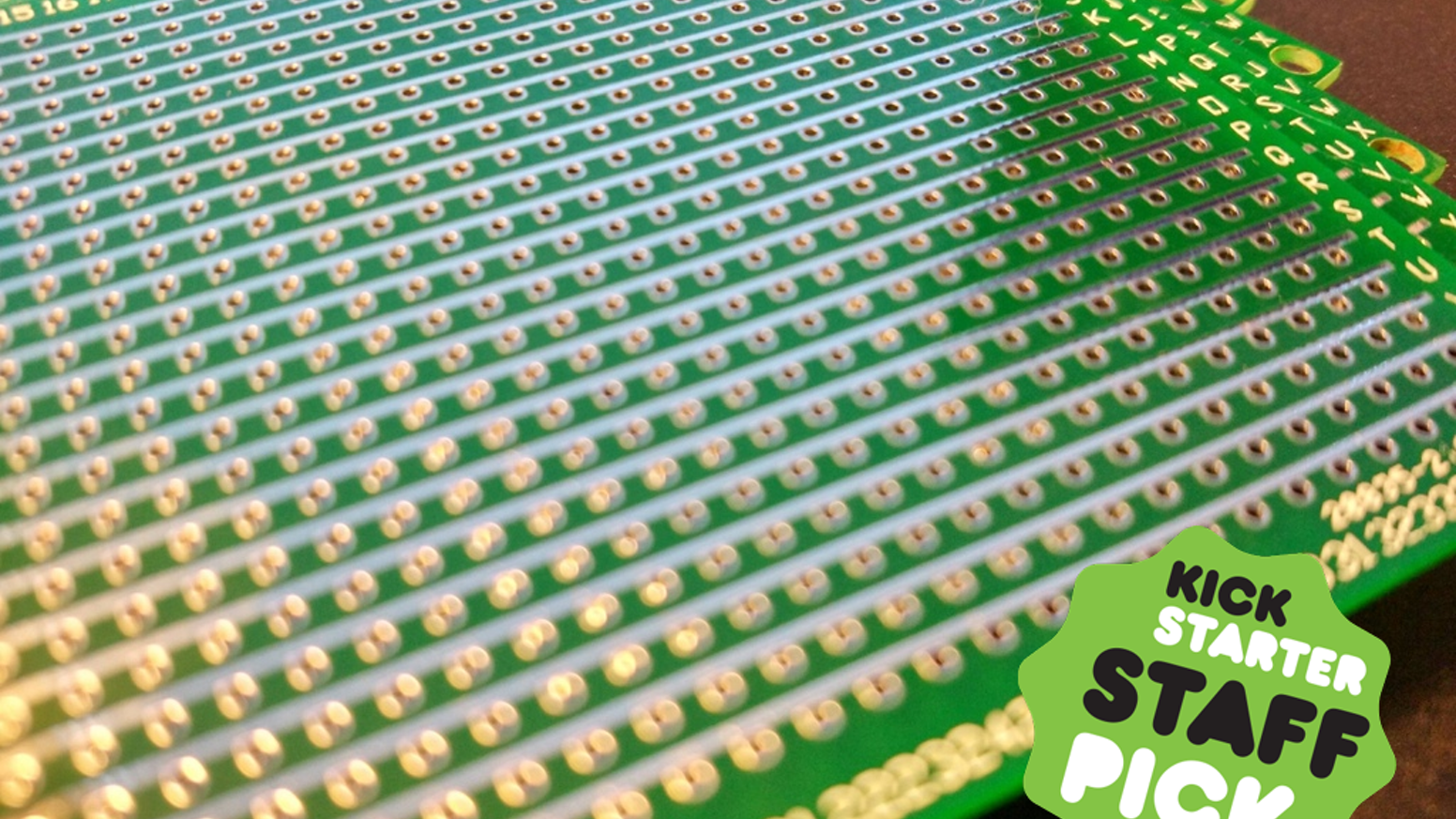 Perf+ is a revolutionary prototyping board designed for ease of use and flexibility.