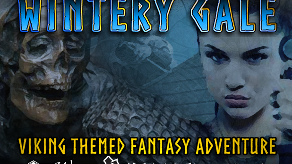 Into the Wintery Gale - Pathfinder RPG adventure project video thumbnail