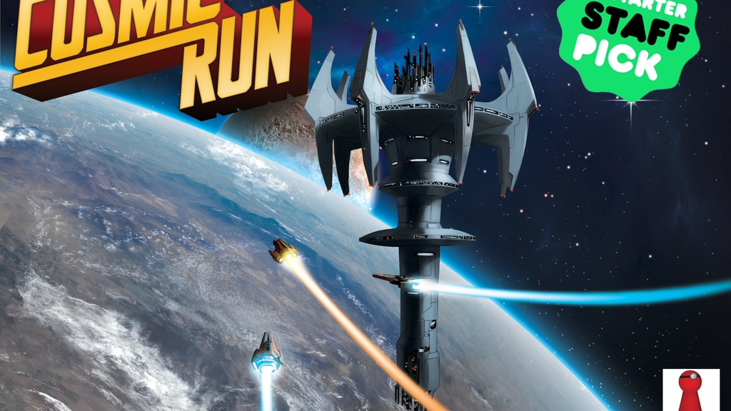 Cosmic Run project video thumbnail
