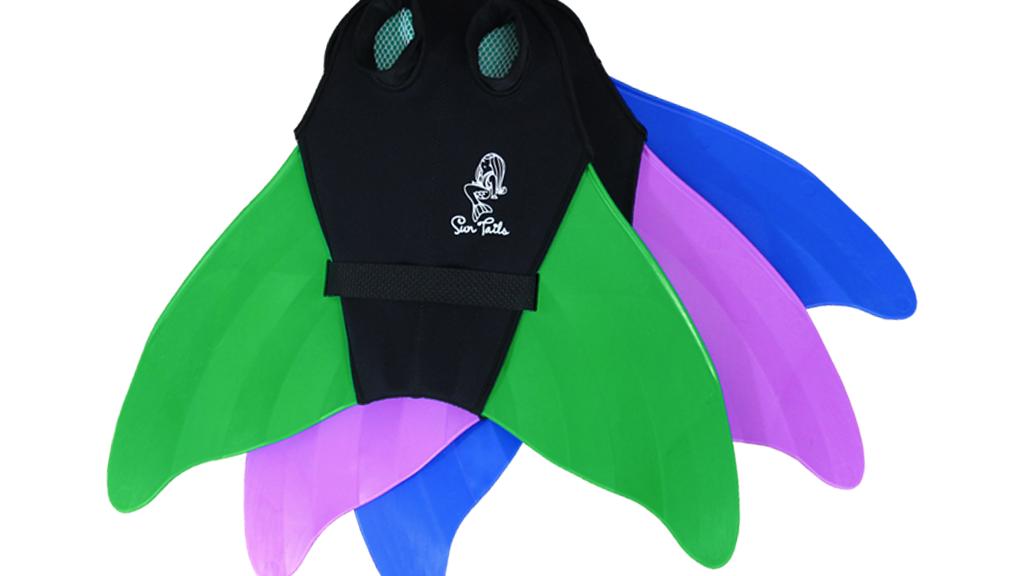 Sun Tail Mermaid: A Better Monofin Swim Flipper project video thumbnail