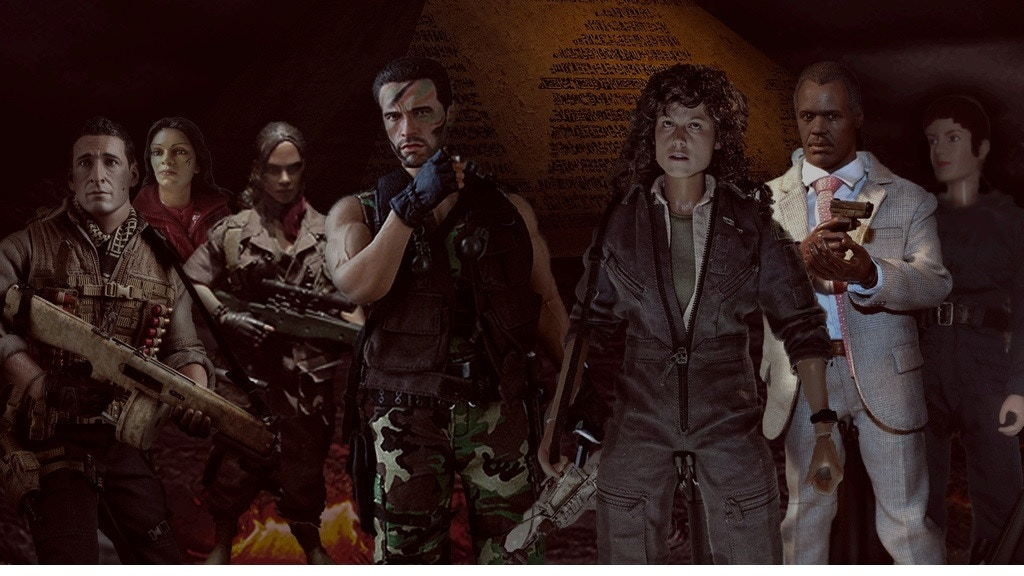 Project image for Dissolution - 1/6 scale Alien/Predator Web-Series (+Charity)