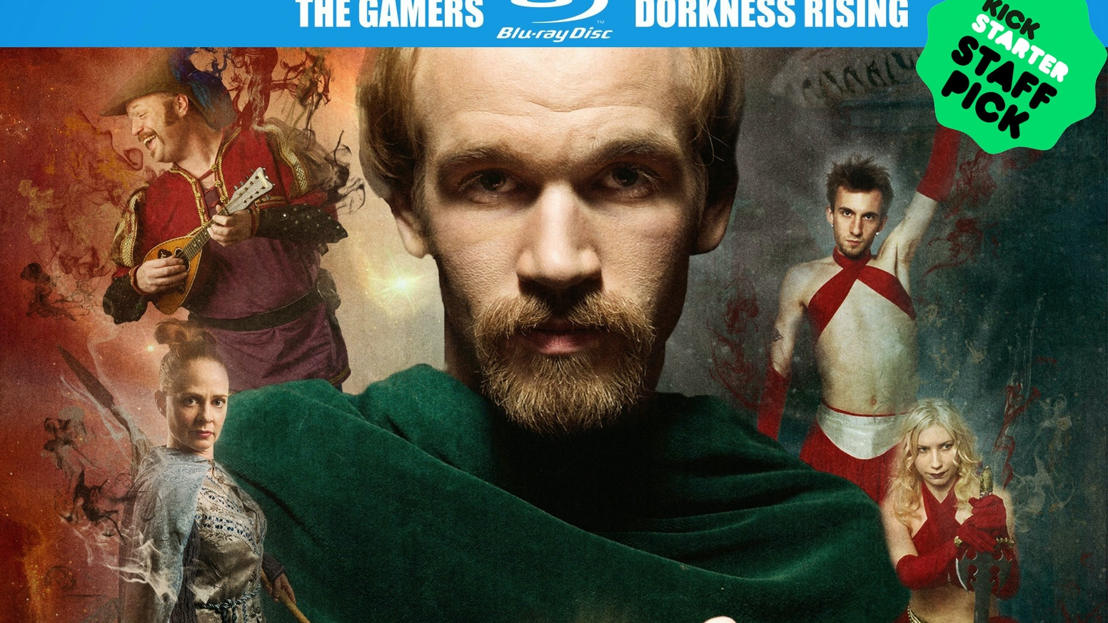 the world in his arms blu ray