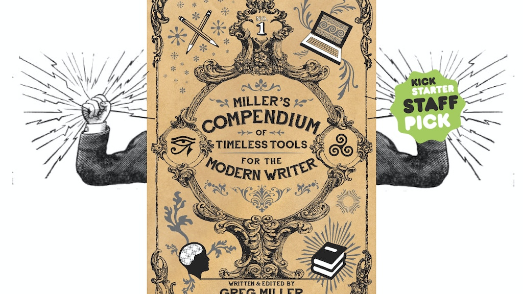 Miller's Compendium: a comprehensive writer's reference book project video thumbnail