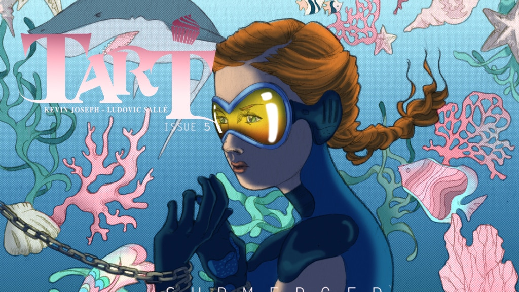TART issue 5 - Submerged part 2 - project video thumbnail