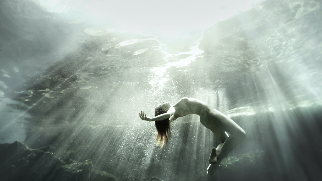 Requiem of Water - Underwater photography exhibition project video thumbnail