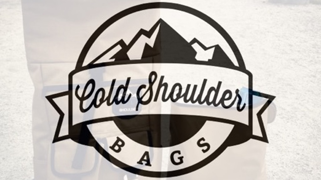 Cold Shoulder Bags | Stay Frosty Friends project video thumbnail