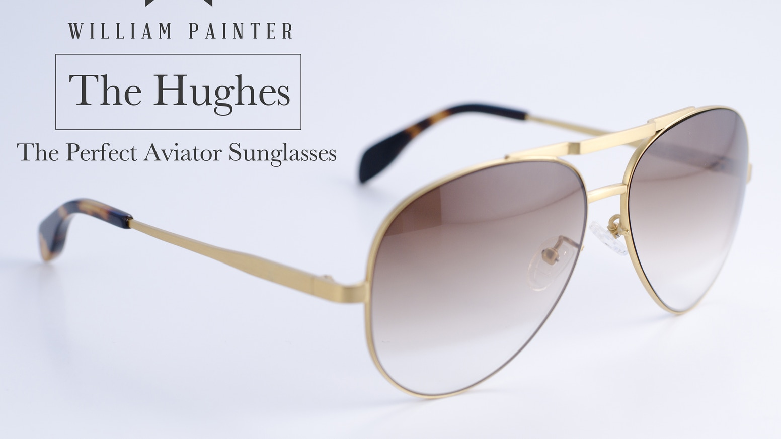 The Perfect Aviator Sunglasses: Titanium, Polarized, Perfectly Balanced, Strong, Lightweight, and Extremely Durable.