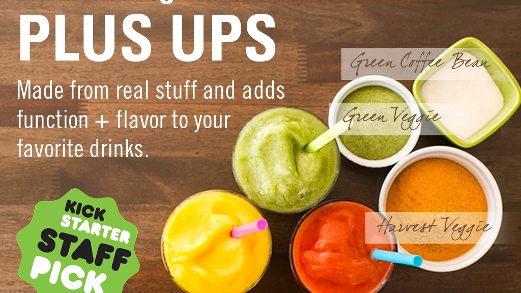 Torani Plus Ups: Function + flavor for any drink! project video thumbnail