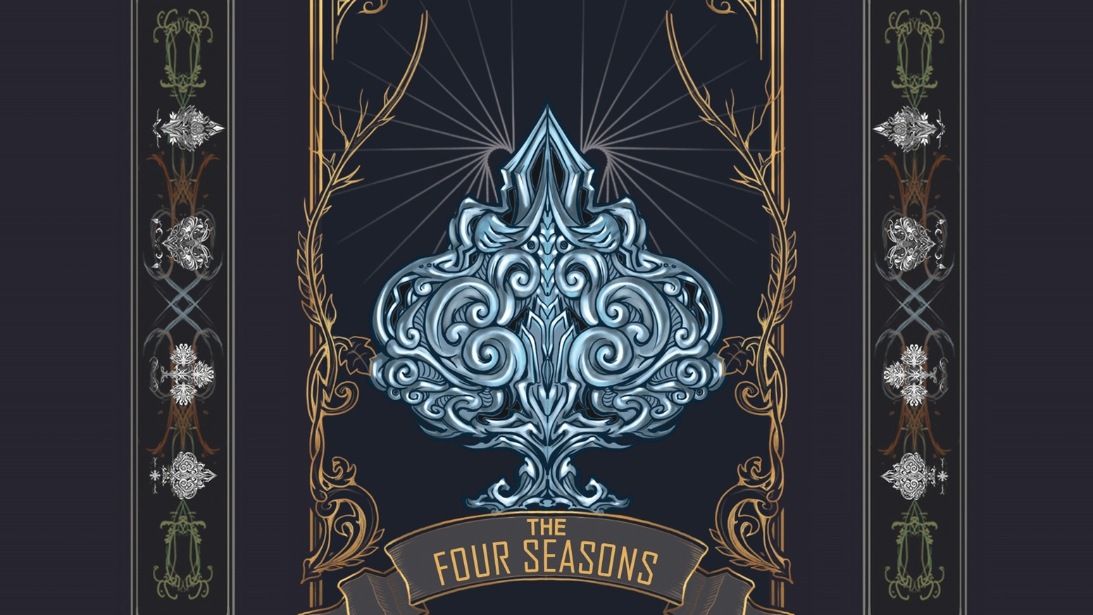 The Four Seasons Playing Cards