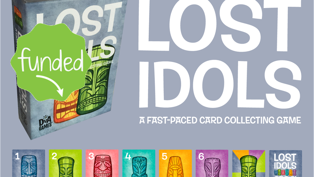 Lost Idols project video thumbnail