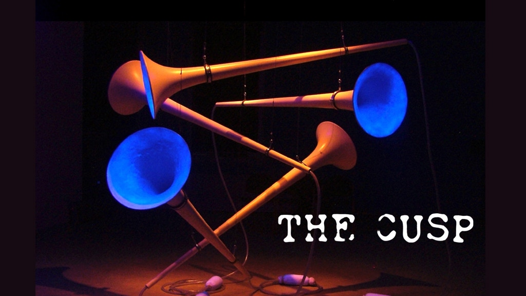The Cusp music magazine project video thumbnail