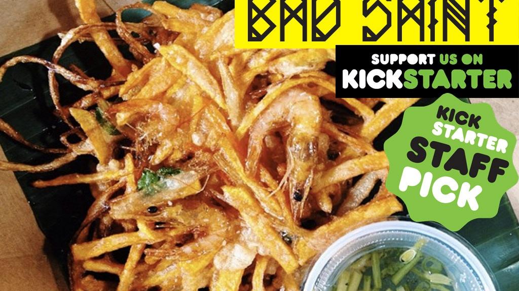 Bad Saint - Filipino Food in Washington, DC project video thumbnail
