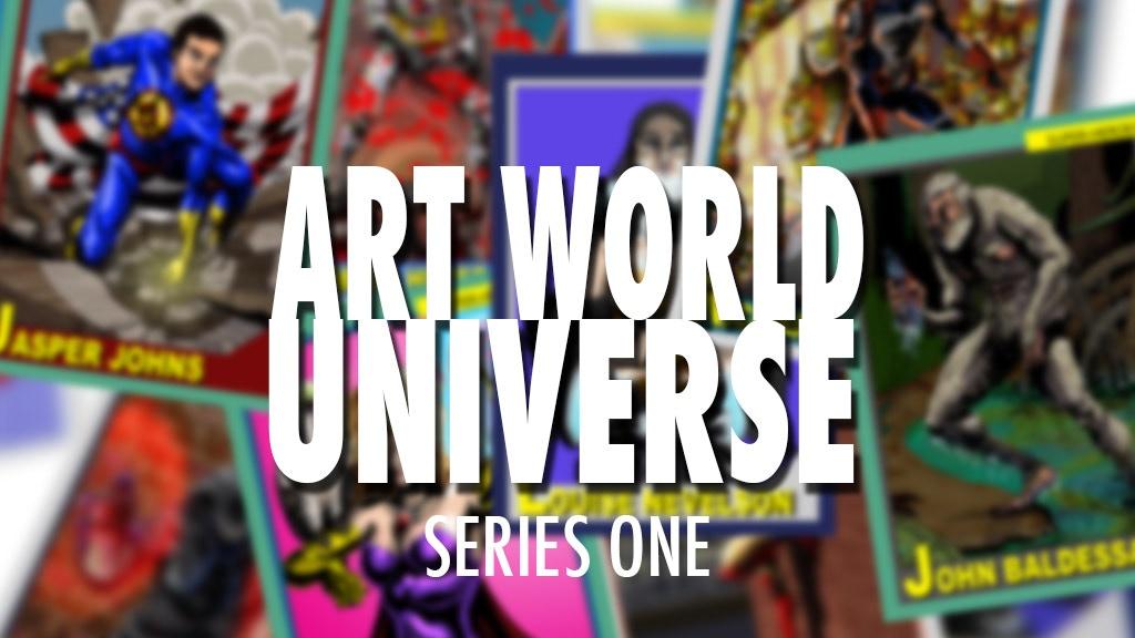 Art World Universe Series One project video thumbnail