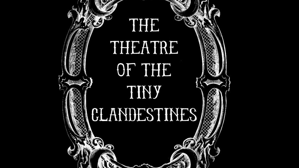 The Theatre of the Tiny Clandestines project video thumbnail