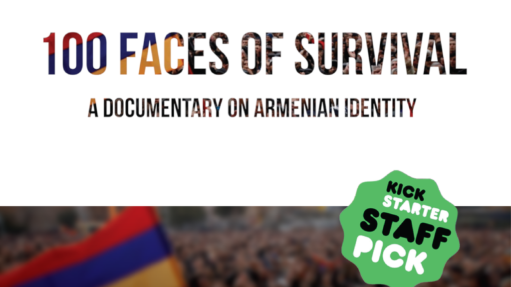 100 Faces of Survival: A Documentary on Armenian Identity project video thumbnail