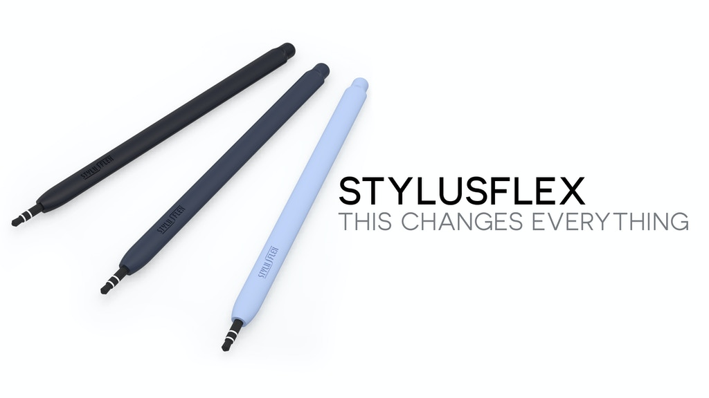 StylusFlex: The Best iPad Stylus & Stand for Everyday Carry project video thumbnail