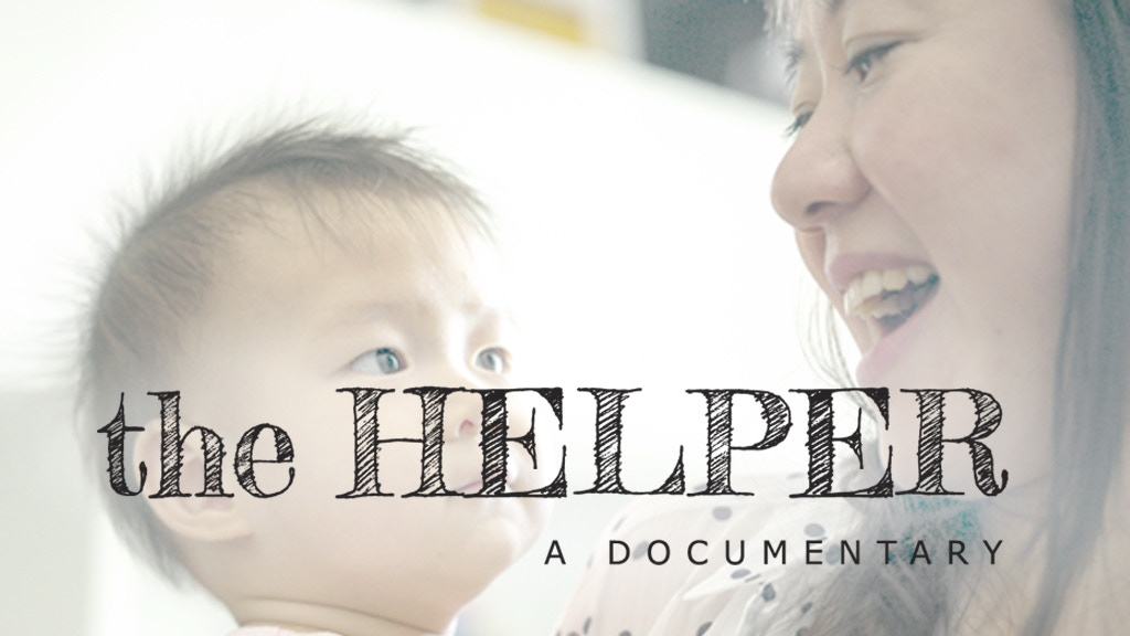 The Helper - a Hong Kong documentary project video thumbnail