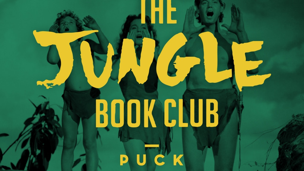 The Jungle Book Club project video thumbnail