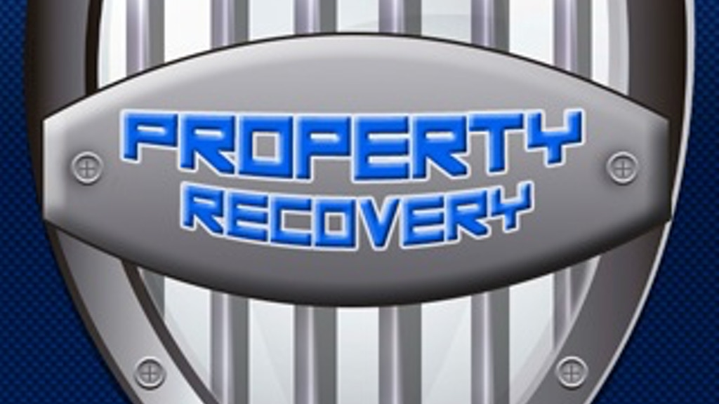 how to get a property recovery order