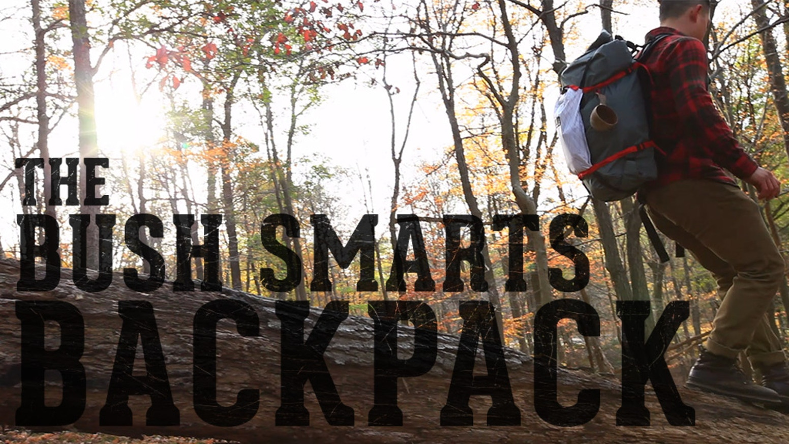 Introducing a simple, lightweight backpack that's rugged, waterproof and holds all your gear for a weekend adventure. Made in the USA.