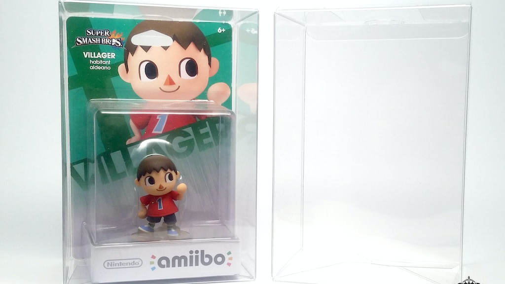 Collector Cases for Amiibo project video thumbnail